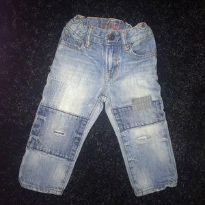 Baby Gap Distressed Jean
